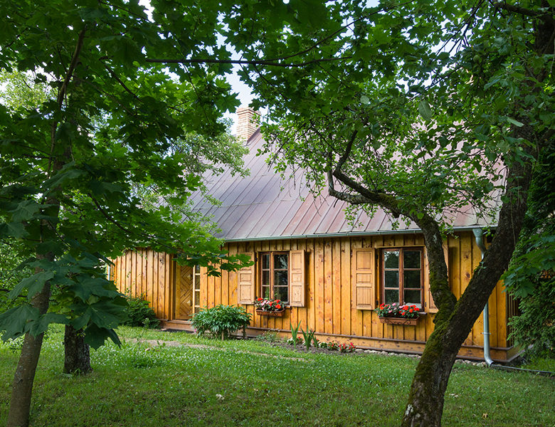 Stara Chata Noclegi Leszczewek - dom do wynajęcia